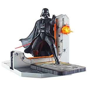 Darth Vader Light-Up Statue - Star Wars: The Black Series Centerpiece by Hasbro 3061045460375P