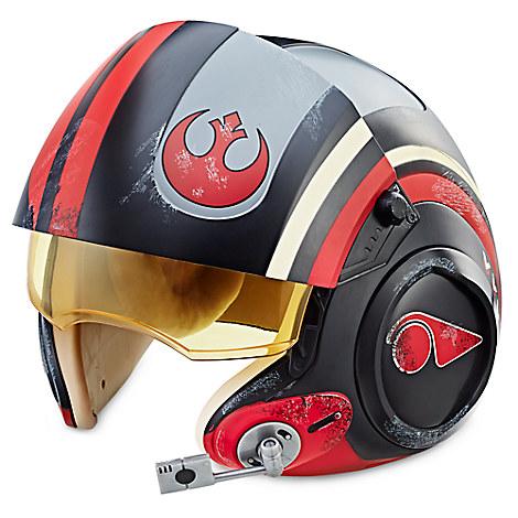 Poe Dameron Helmet - Star Wars: The Black Series by Hasbro
