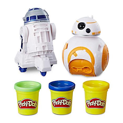 BB-8 & R2-D2 Play-Doh Set - Star Wars