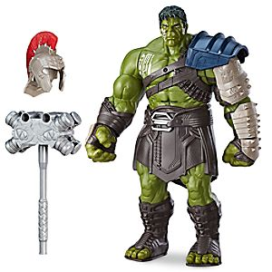 Hulk Electronic Action Figure by Hasbro - Thor: Ragnarok 3061045460677P