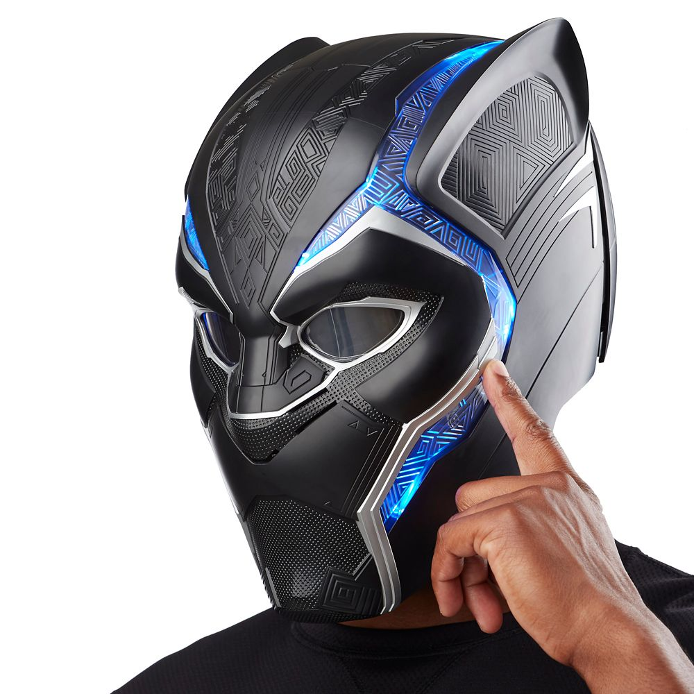 Black Panther Electronic Helmet – Legends Series