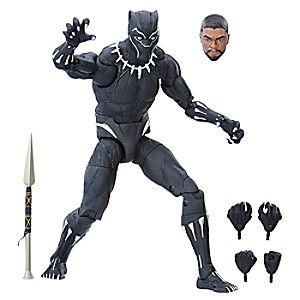 Black Panther Action Figure - Legends Series - 12'' 3061045460838P