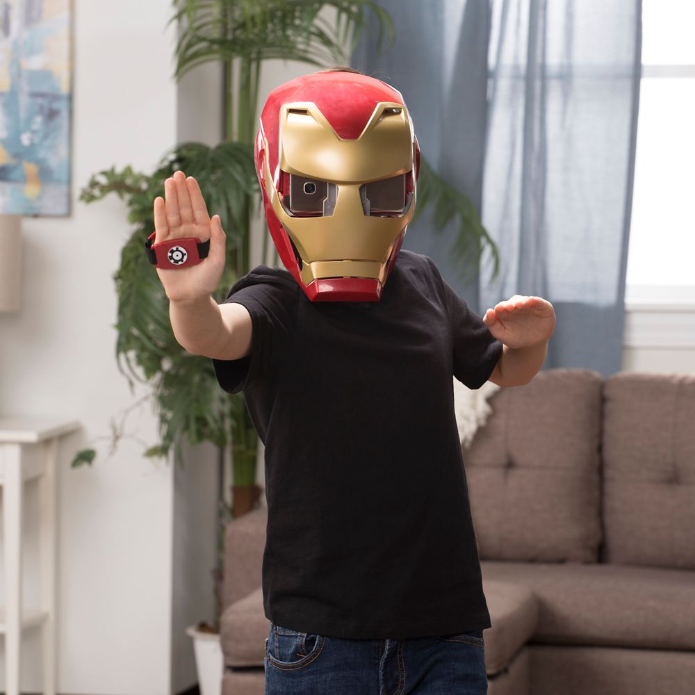 Iron Man Hero Vision Augmented Reality Experience Mask – Marvel's Avengers:  Infinity War