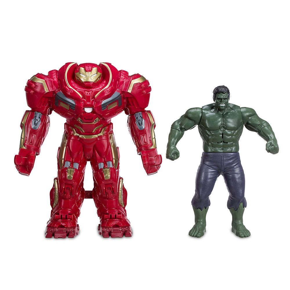 Hulk Out Hulkbuster Action Figure by Hasbro – Marvel's Avengers: Infinity War