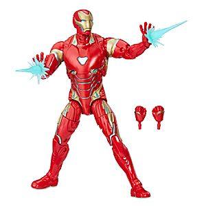 Iron Man Action Figure - Marvel's Avengers: Infinity War Legends Series 3061045460997P