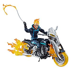 Ghost Rider Action Figure - Marvel Legends Series 3061045461005P