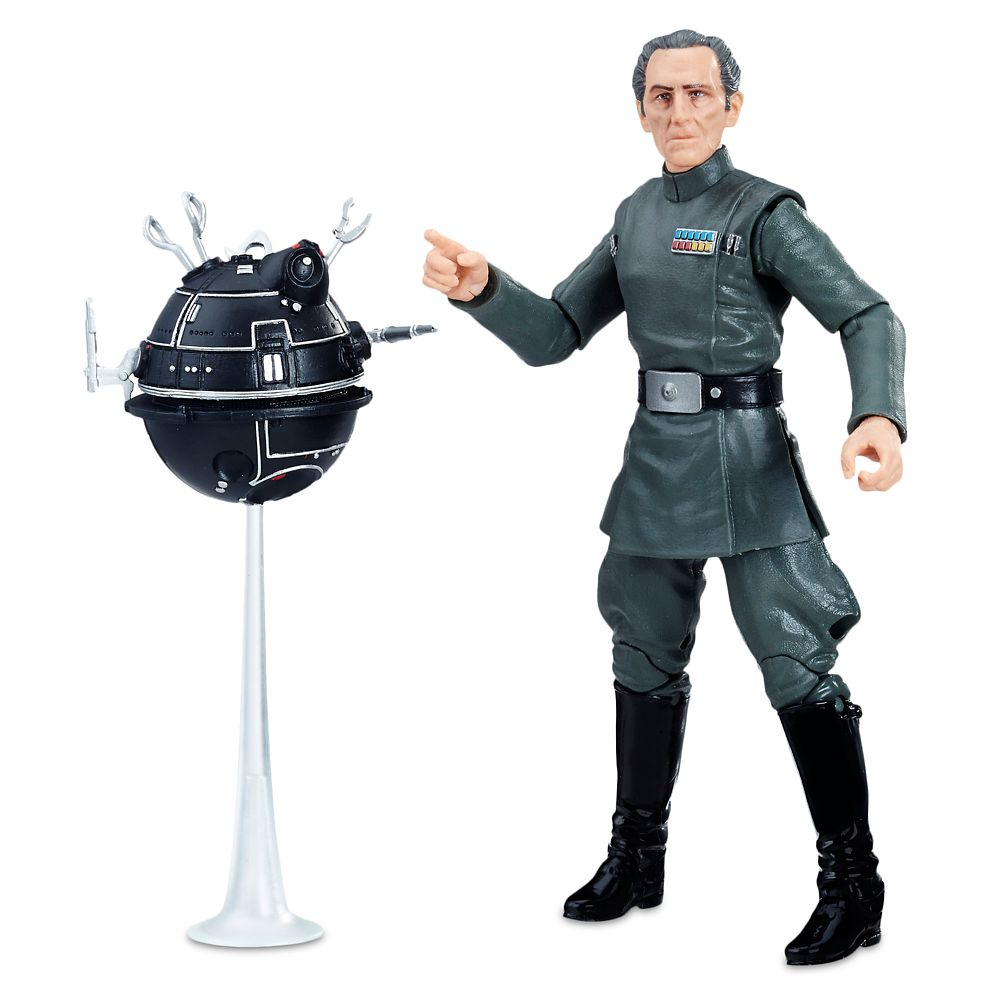 Grand Moff Tarkin Action Figure  Star Wars: A New Hope  The Black Series Official shopDisney