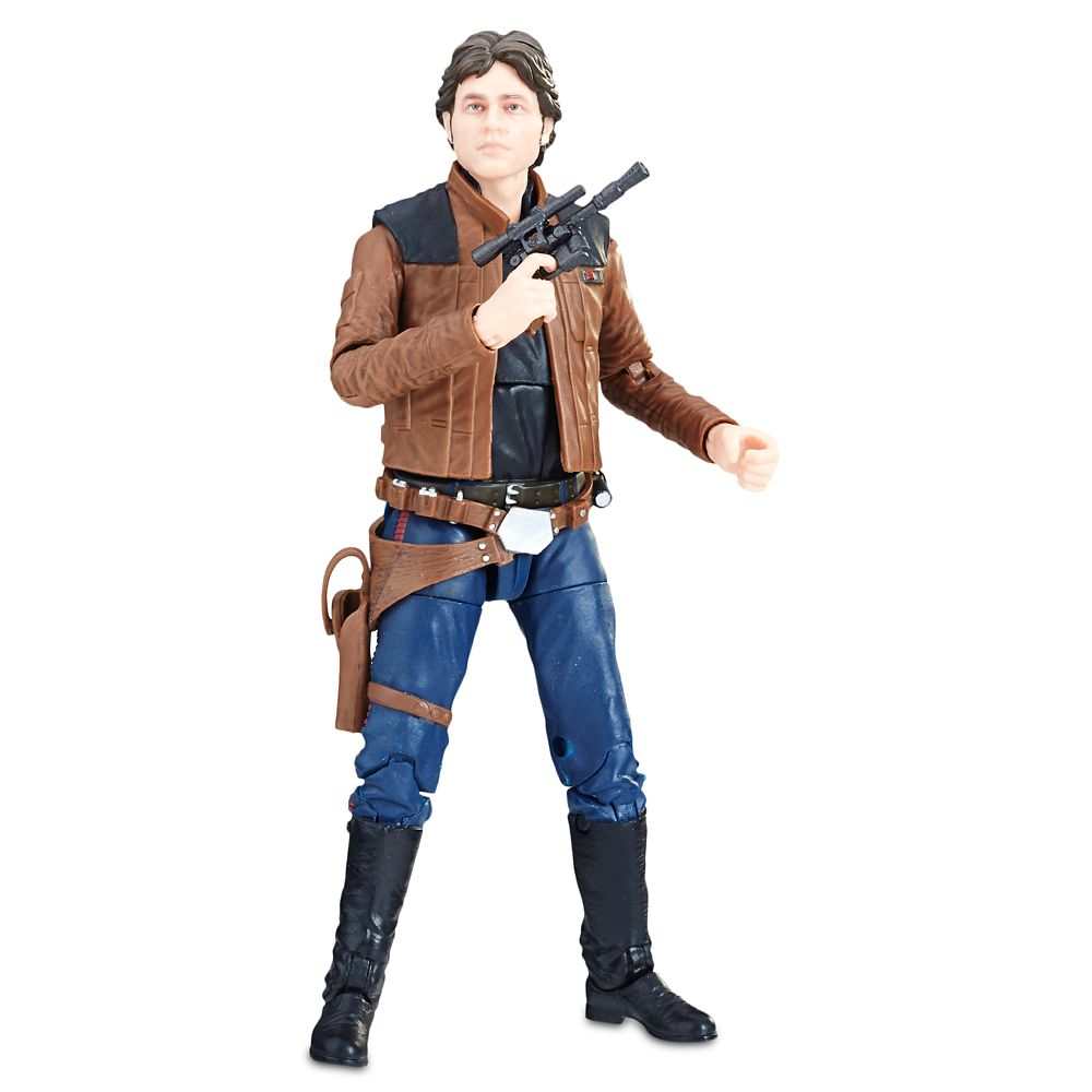 Han Solo Action Figure – Solo: A Star Wars Story – The Black Series