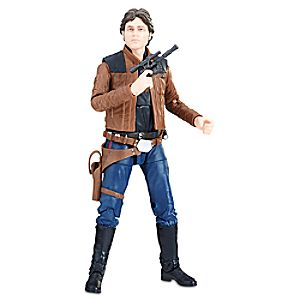 Han Solo Action Figure - Solo: A Star Wars Story - The Black Series 3061045461040P
