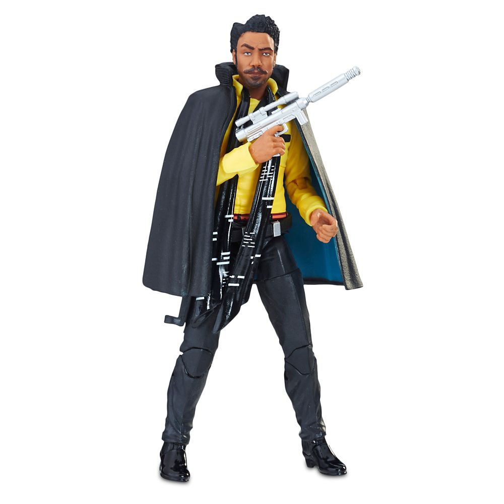 Lando Calrissian Action Figure  Solo: A Star Wars Story  The Black Series Official shopDisney