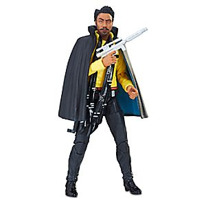 Lando Calrissian Action Figure - Solo: A Star Wars Story - The Black Series 3061045461042P
