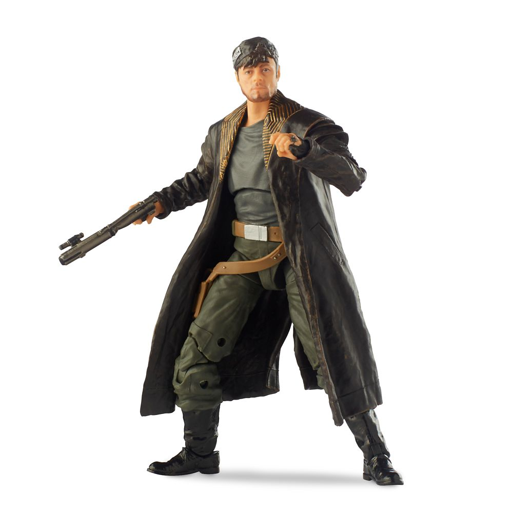DJ (Canto Bight) Action Figure – Star Wars: The Last Jedi – The Black Series