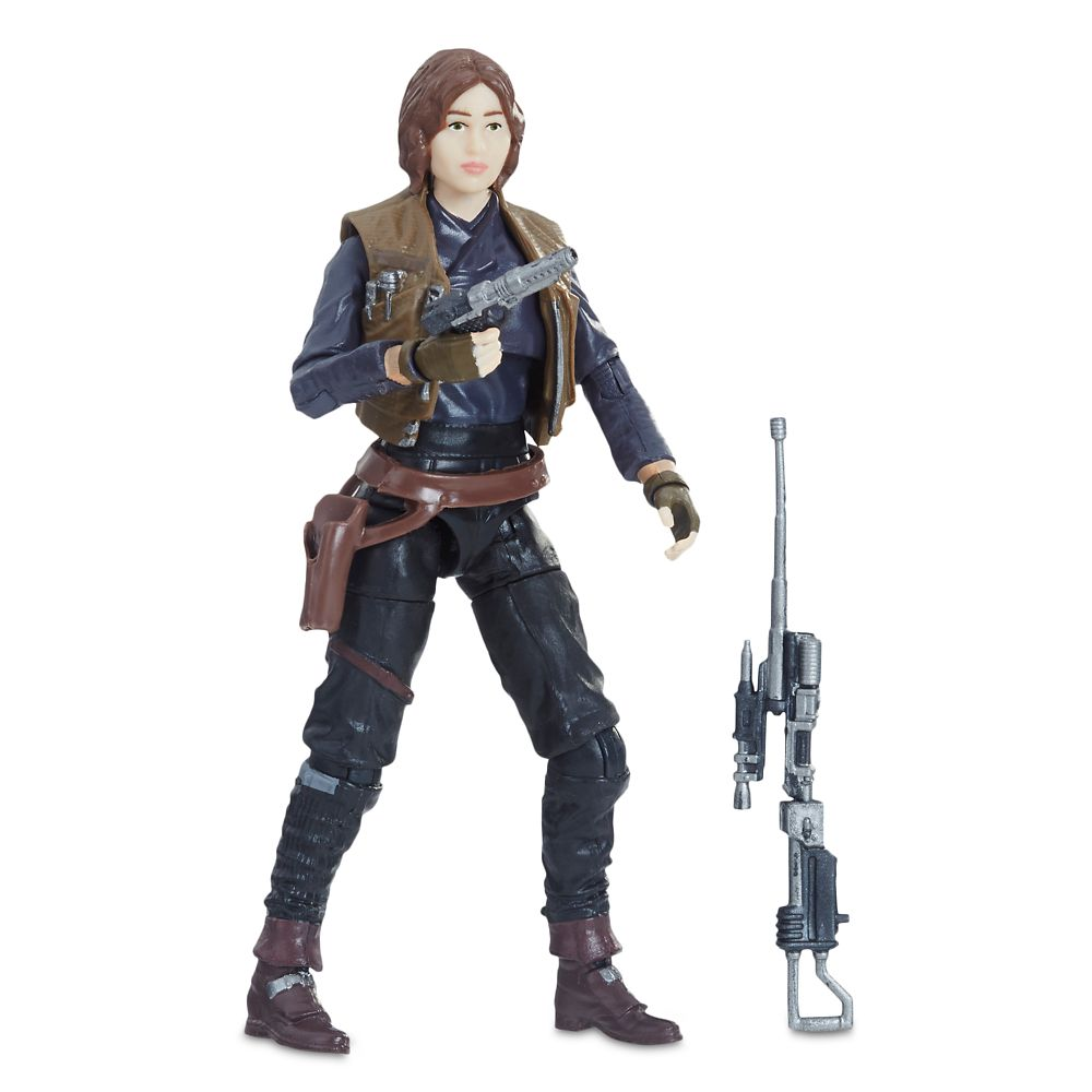 Jyn Erso Action Figure – Star Wars: The Vintage Collection by Hasbro