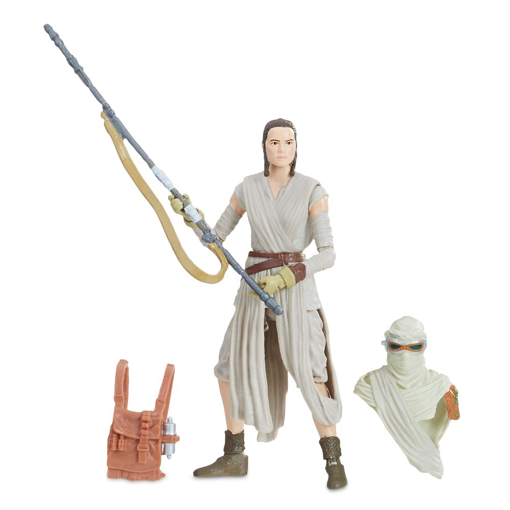 Rey Action Figure – Star Wars: The Vintage Collection by Hasbro