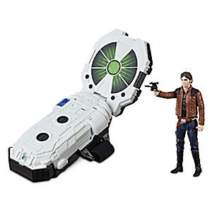 Han Solo Action Figure Force Link 2.0 Starter Kit - Solo: A Star Wars Story 3061045461054P