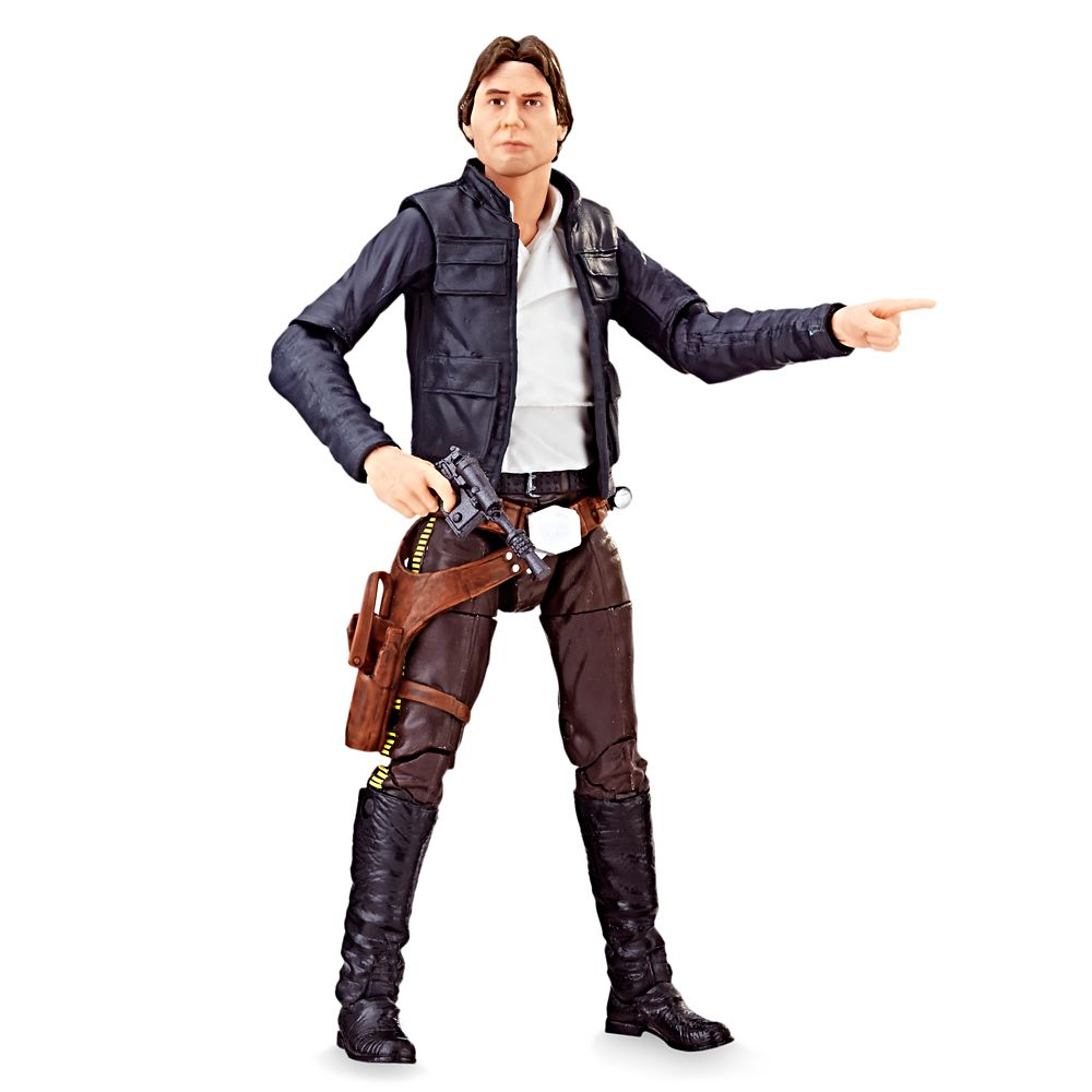 Han Solo Action Figure – Star Wars: The Empire Strikes Back – The Black Series by Hasbro