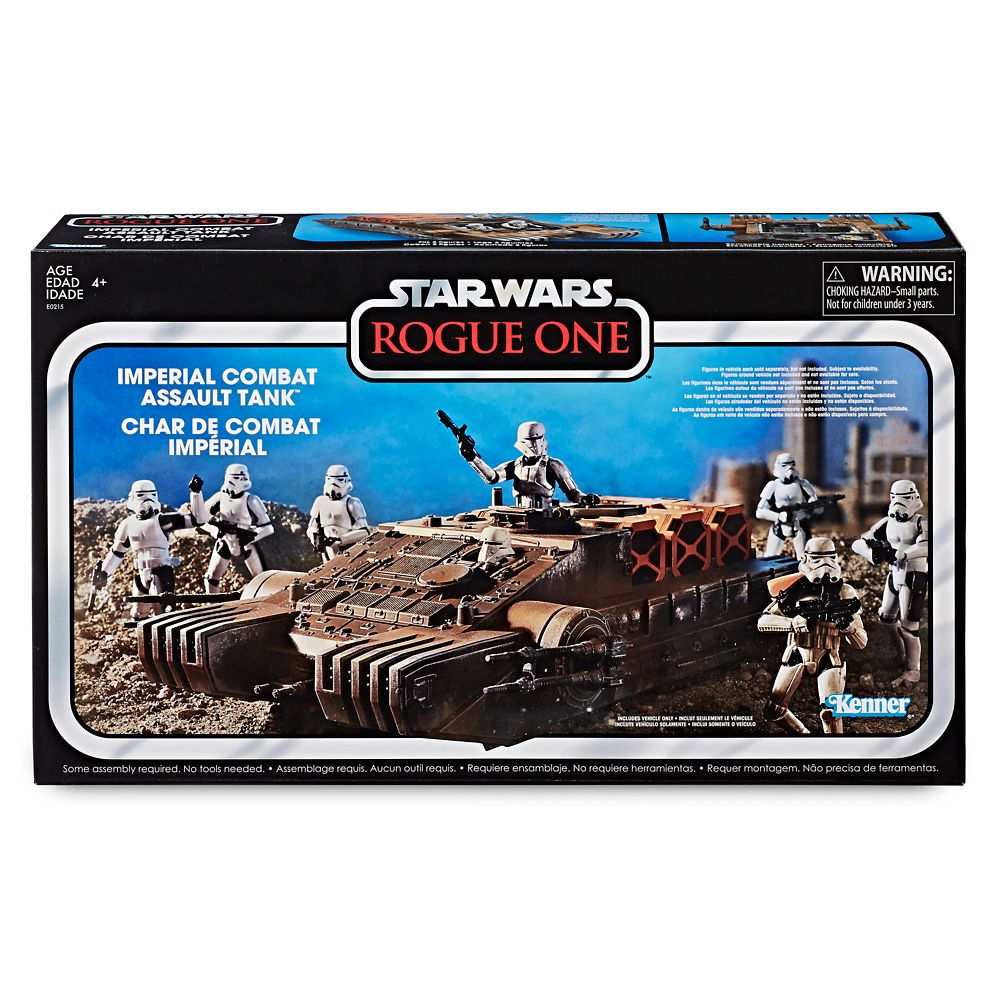 Imperial Combat Assault Tank by Hasbro – Rogue One: A Star Wars Story