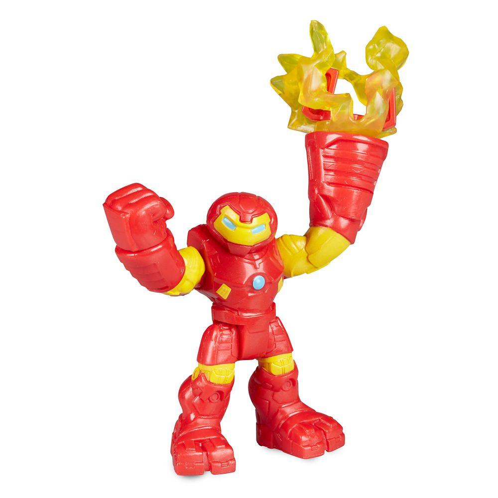 The Power Up Squad Playskool Heroes Marvel Super Hero Adventures Playset