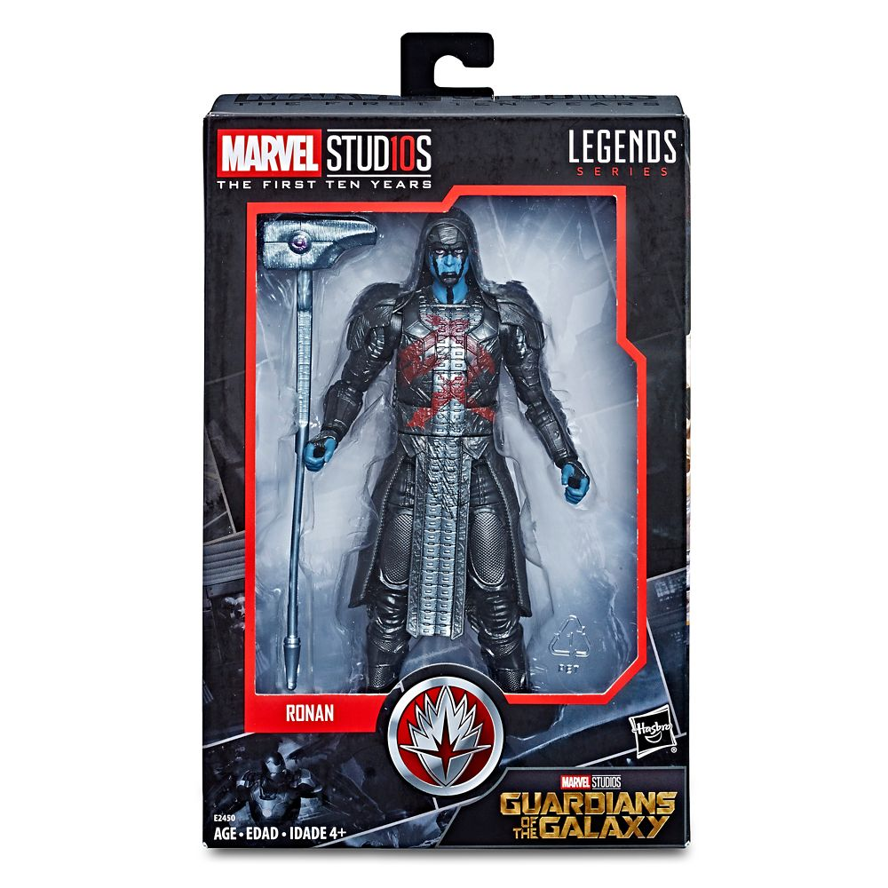 Ronan Action Figure – Legends Series – Marvel Studios 10th Anniversary