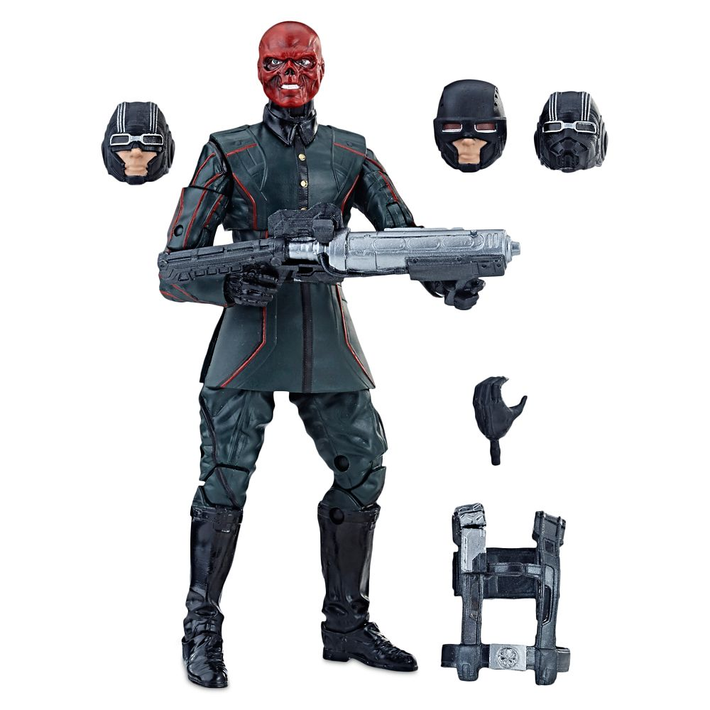 Red Skull Action Figure – Legends Series – Marvel Studios 10th Anniversary