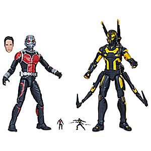 Ant-Man and Yellow Jacket Action Figure Set