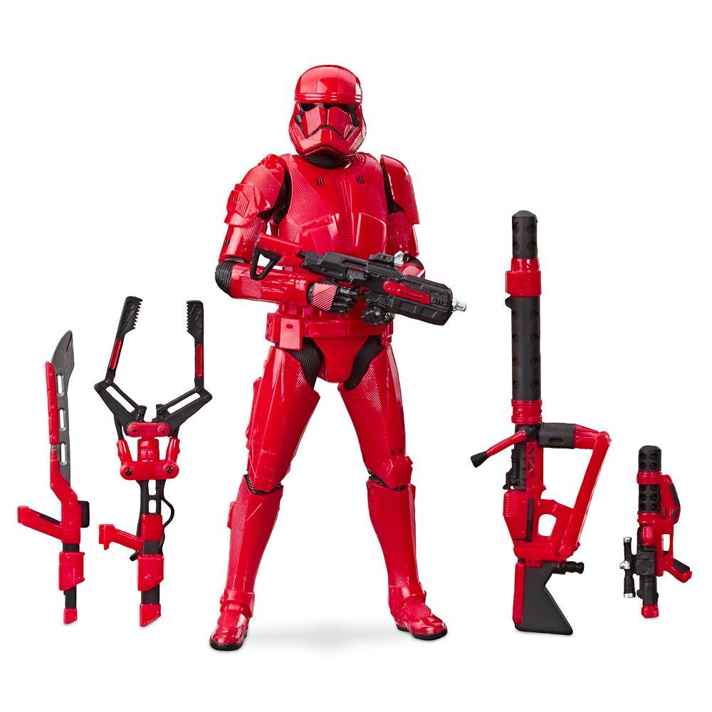 D23 Member – Sith Trooper Action Figure – Star Wars – Black Series by Hasbro