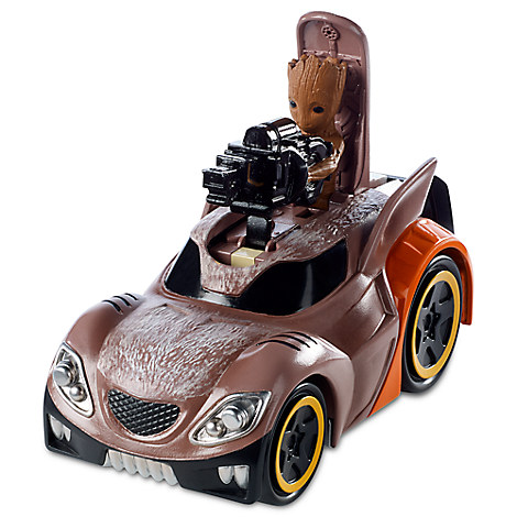 Guardians of the Galaxy Vol. 2 Rocket Car by Mattel