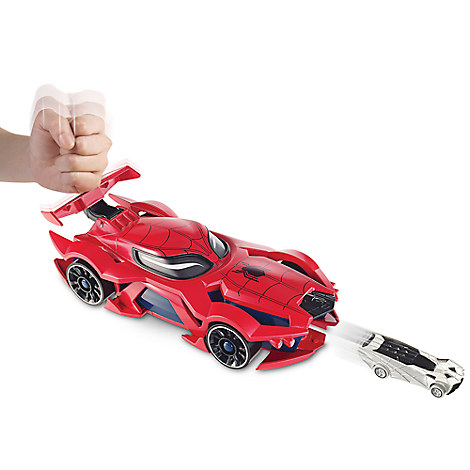 Spider-Man Web Car Launcher by Mattel