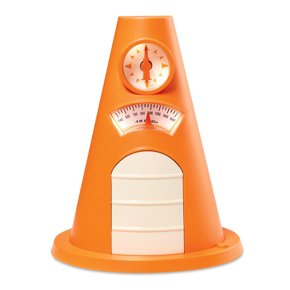 Cars Cozy Cone Alarm Playset