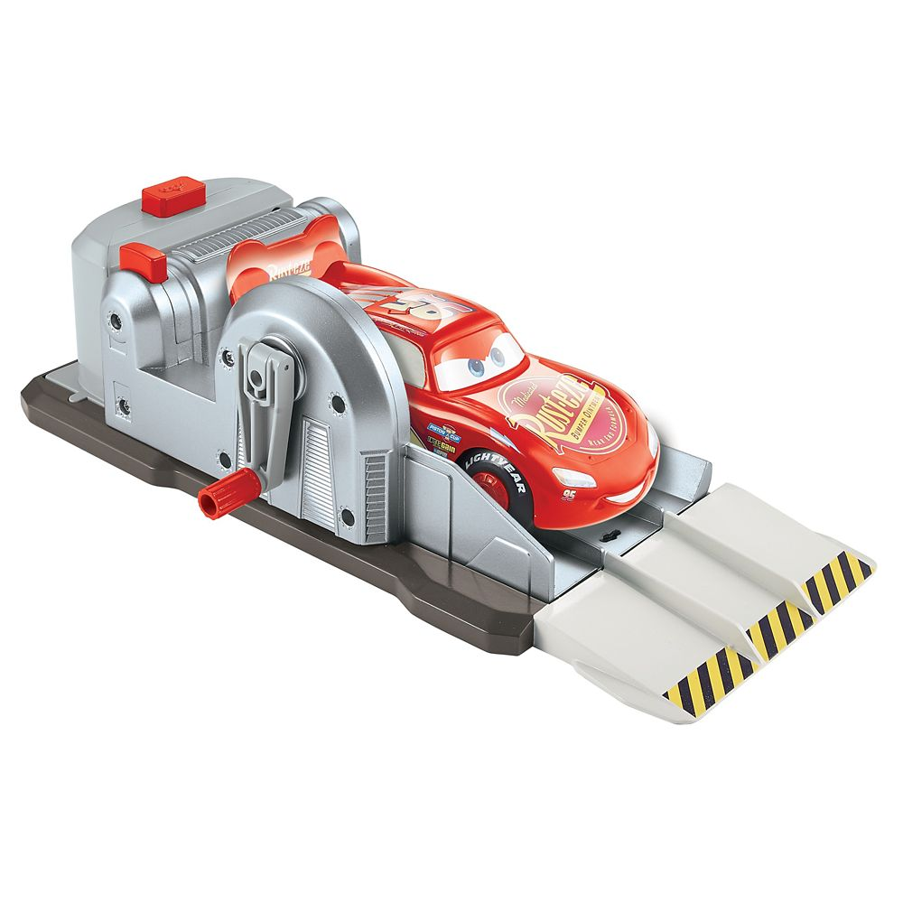 Lightning McQueen Stuntin' Skills Playset