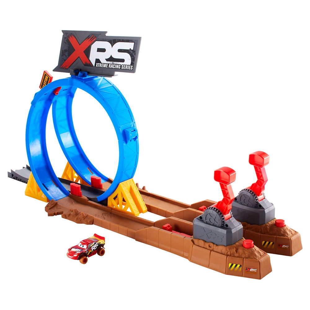 Cars Mud Racing Challenge Playset