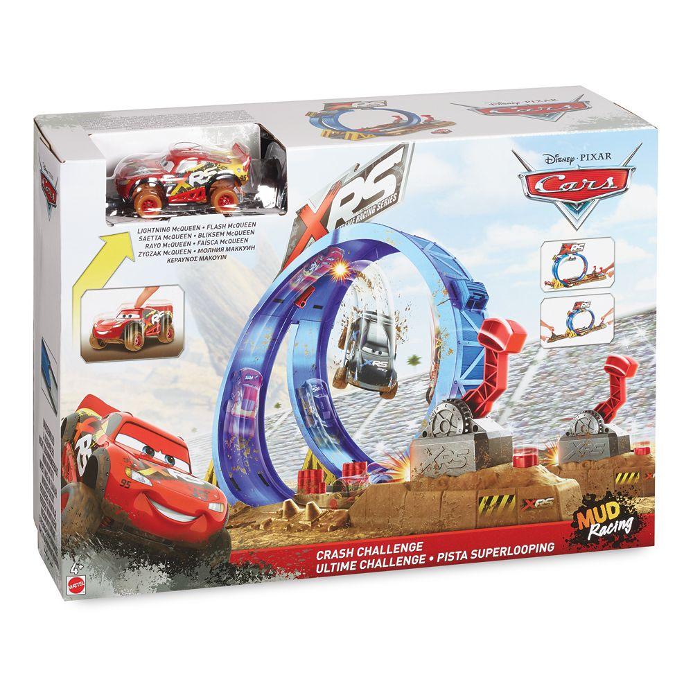 Cars Mud Racing Challenge Playset