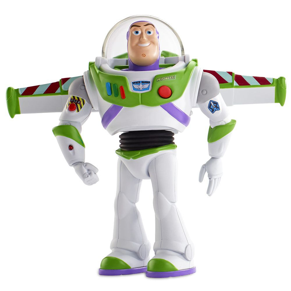 Buzz Lightyear Ultimate Action Figure – 7'' – Toy Story 4