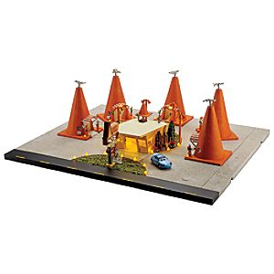Cars Cozy Cone Collector Playset by Mattel