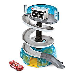 Cars 3 Florida Speedway Spiral Playset