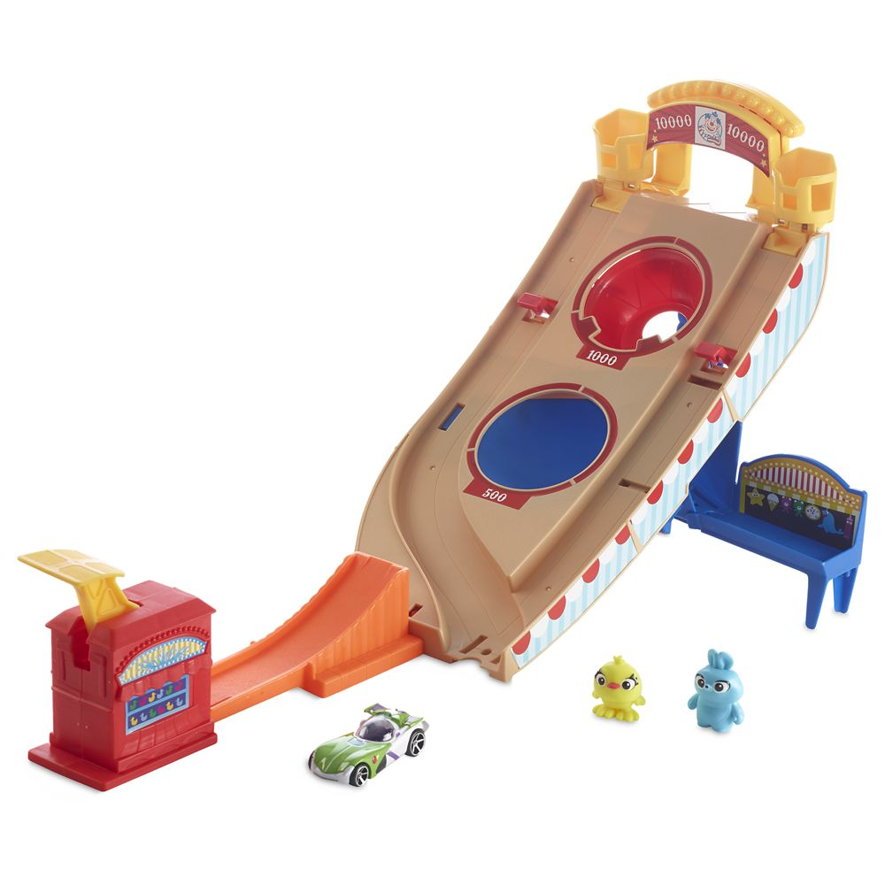 Buzz Lightyear Carnival Rescue Play Set – Toy Story 4