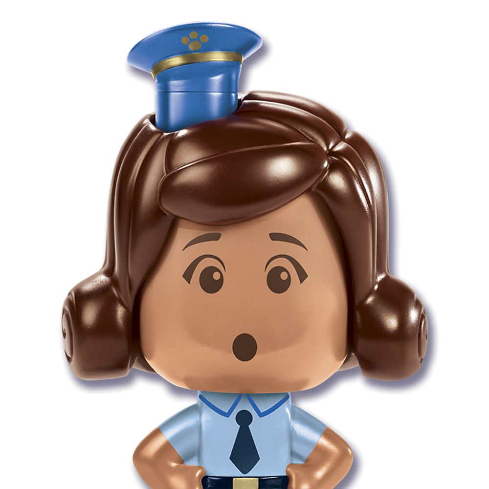 Officer Giggle McDimples Talking Figure – Toy Story 4