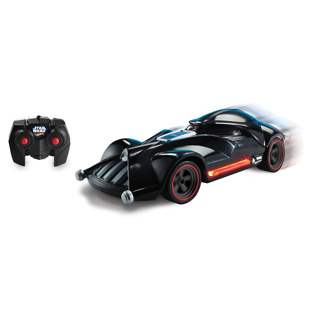Darth Vader Hot Wheels RC Vehicle by Mattel