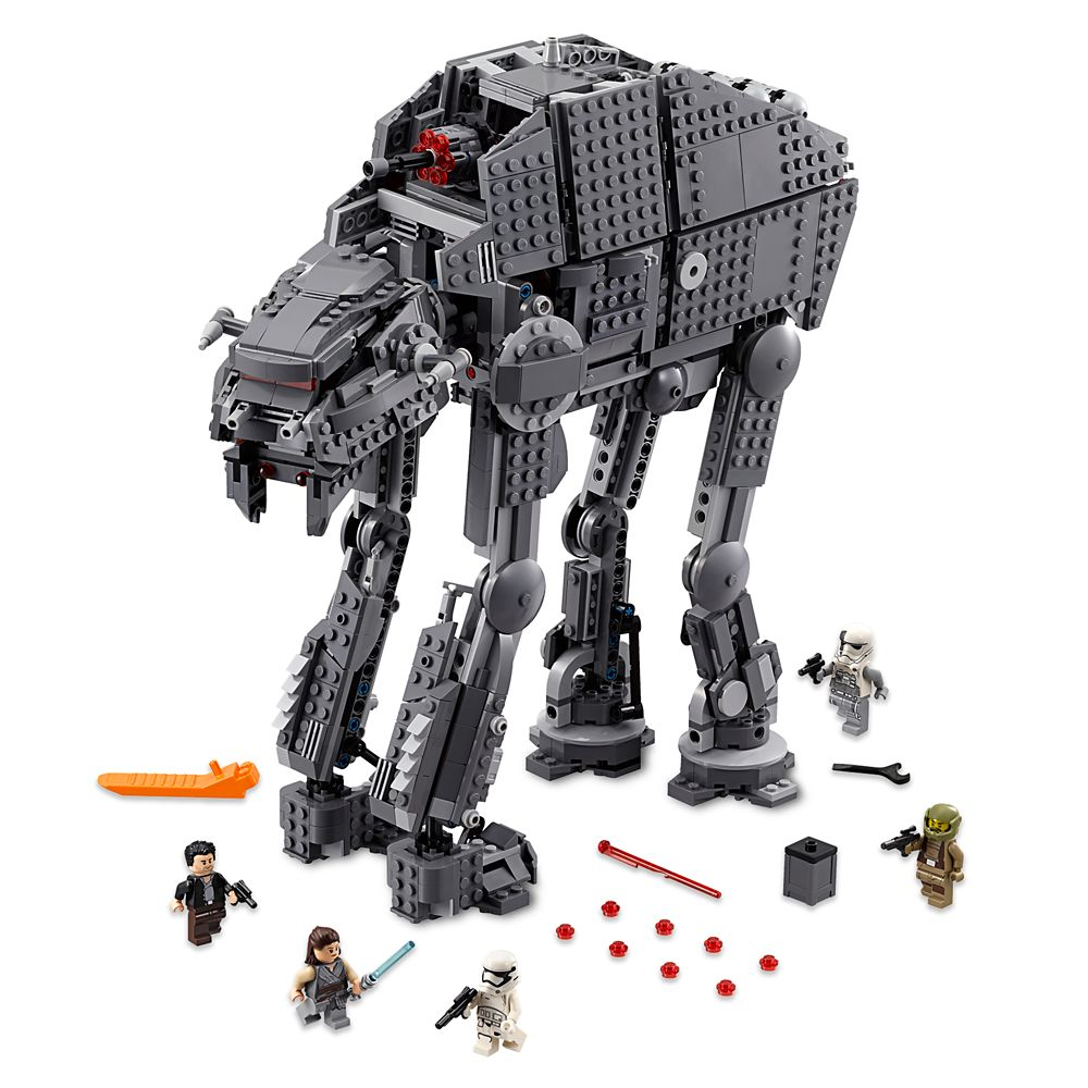 First Order Heavy Assault Walker by LEGO – Star Wars: The Last Jedi