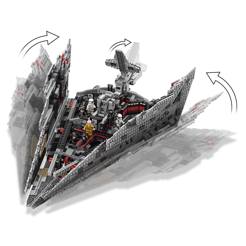 First Order Star Destroyer by LEGO – Star Wars: The Last Jedi