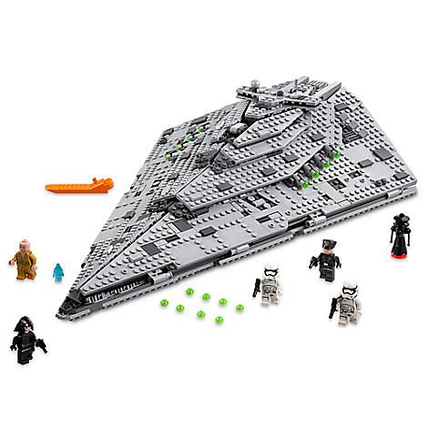 First Order Star Destroyer by LEGO - Star Wars: The Last Jedi