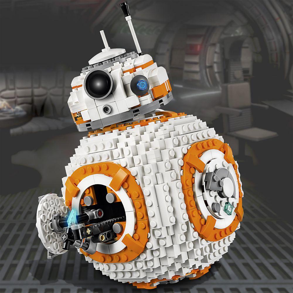 BB-8 Figure by LEGO – Star Wars: The Last Jedi