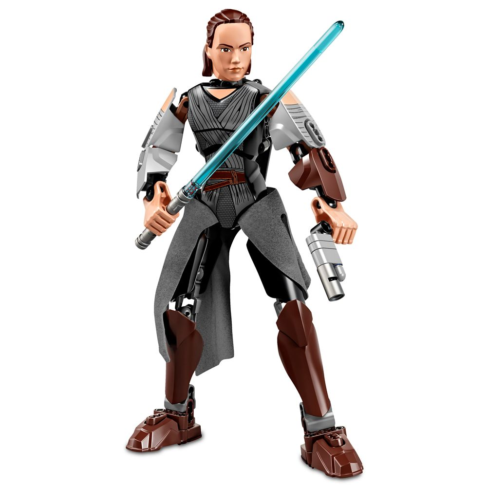 Rey Figure by LEGO  Star Wars: The Last Jedi Official shopDisney
