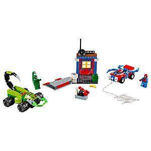 Spider-Man vs. Scorpion Street Showdown Playset by LEGO 3061047090808P