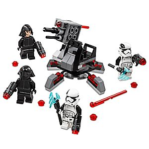 First Order Specialists Battle Pack by LEGO - Star Wars: The Last Jedi