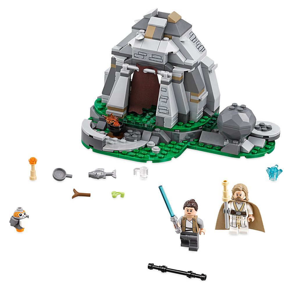Ahch-To Island Training Playset by LEGO – Star Wars: The Last Jedi