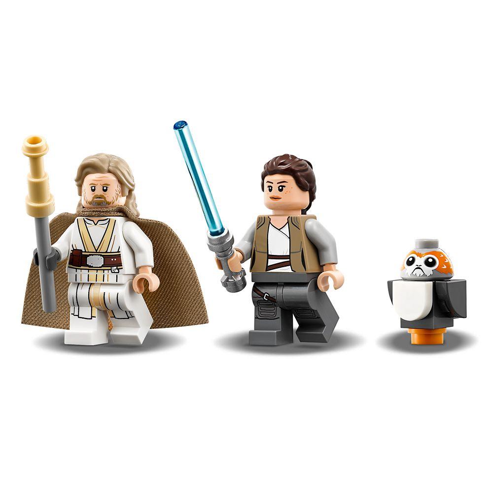 Ahch To Island Training Playset By Lego Star Wars The Last Jedi Shopdisney