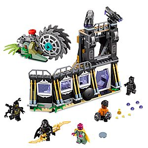 Corvus Glaive Thresher Attack Playset by LEGO - Marvel's Avengers: Infinity War 3061047091011P