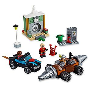 Underminer Bank Heist Playset by LEGO Juniors - Incredibles 2 3061047091016P