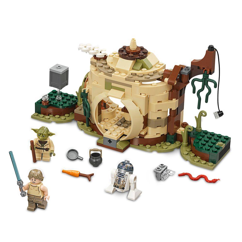 Yoda's Hut Playset by LEGO